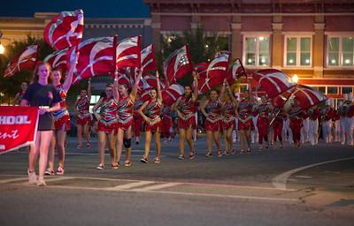 BHS Homecoming Parade 2020