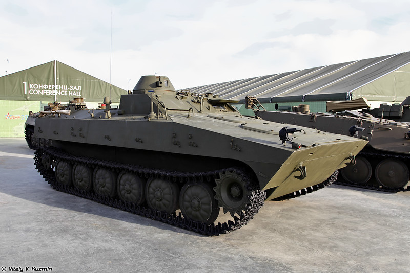 Разведывательная химическая машина РХМ (RKhM NBC reconnaissance vehicle)
