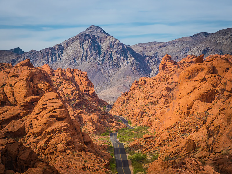 Nevada. Valley of Fire State Park