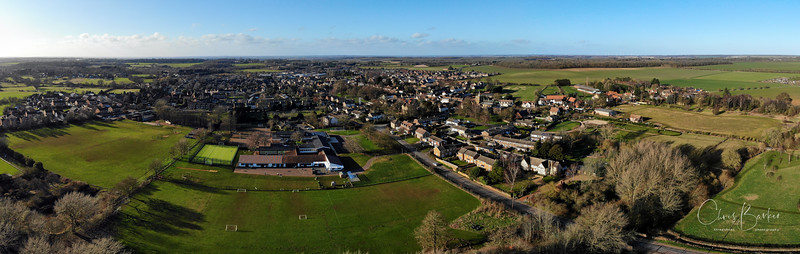 Gamlingay Pano east-west