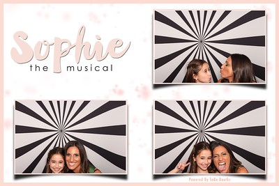 Sophie's Bat Mitzva, September 8th, 2018