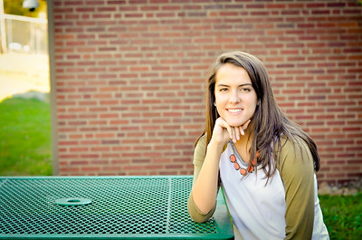 Jessie Lewis - MHS 2015 Senior