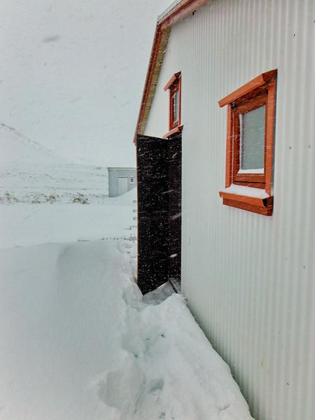 Hornvíkurferð mars 2014