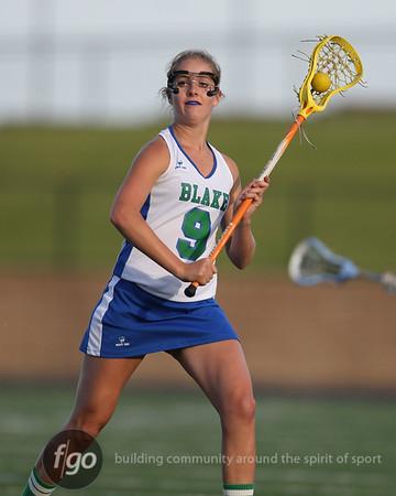 Bloomington Jefferson v Blake School Girls Lacrosse State Semis - 6-8-11