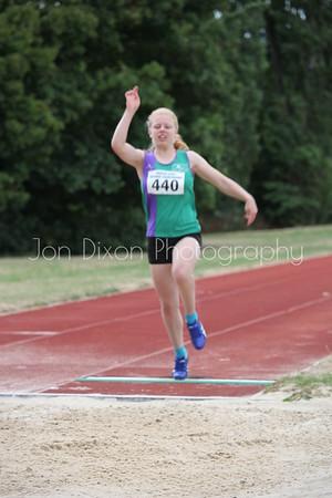 long jump u15u17u20 sen women
