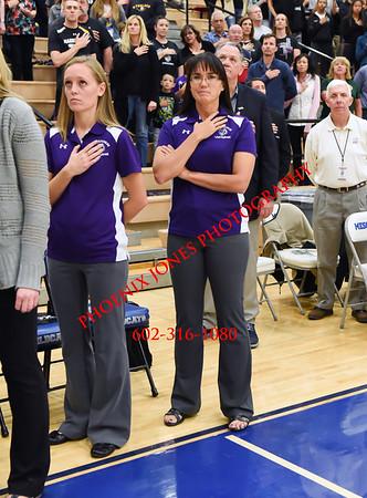 11-10-2015 - Millennium v Notre Dame - D2 Finals (Varsity Volleyball)
