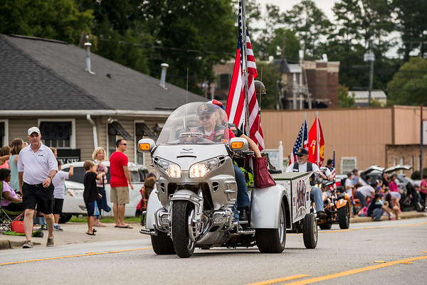 Chapin Labor Day Parade 1