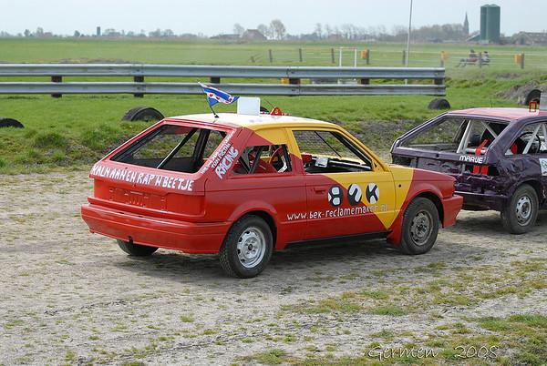 Autocross Blauwhuis 30-4-2008