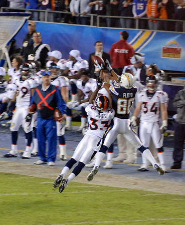 MNF Chargers vs. Broncos