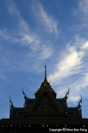 Wat Chetawan Buddhist Temple