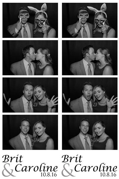 Caroline & Brit's Wedding- 10/08/2016