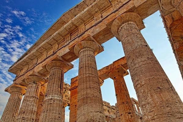 Paestum - Temple de Neptune