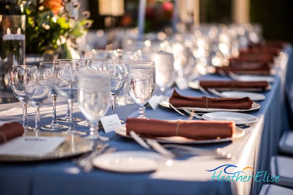Organ Pavilion Dinner | Balboa Park Event | San Diego Event Photographer