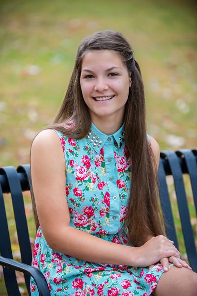 Cora's Senior Portraits!
