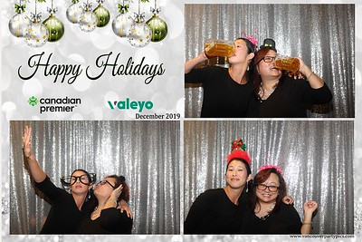 Canadian Premier and Valeyo Holiday Party