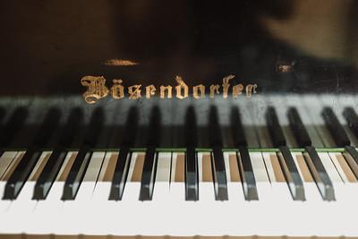 Bösendorfer & Steinway