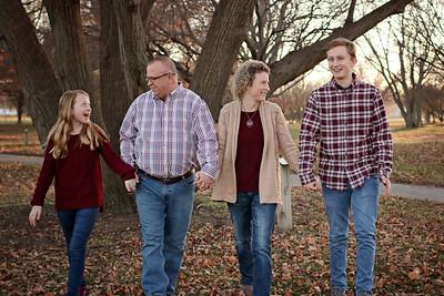 Morrison Family 2018