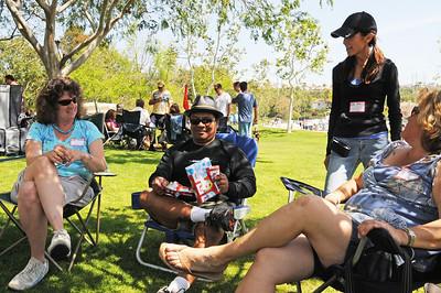 4/19/2010 - Parents BBQ Event @ Mission Viejo Lake