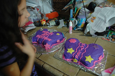 Kaylee's 8th Birthday
