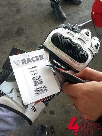 racer gloves usa high speed