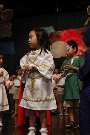 The Bridge School Christmas Program 2010 (Candy cane Lane)