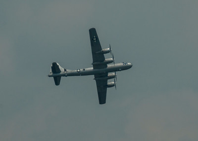 WWII Arsenal of Democracy Flyover