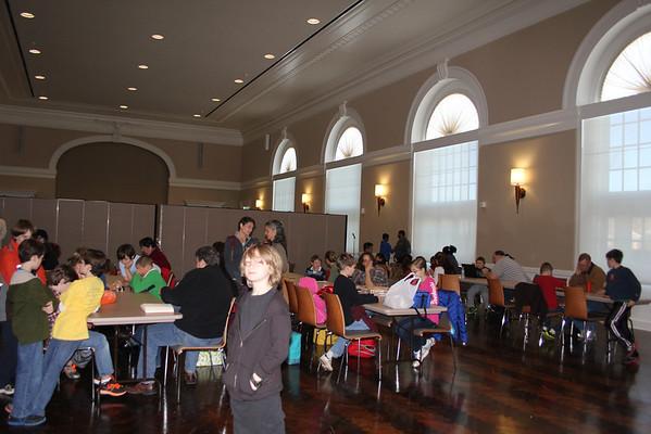 Chess Tournament November 17, 2012