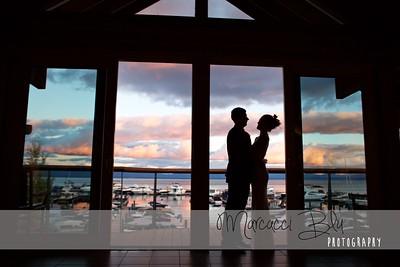 Dan & Sara - Tahoe Yacht Club 2018