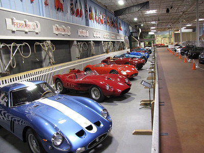 Automotive Museums