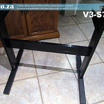 SKU: V3-S740, Aluminium Stand for V-Smart 740mm Working Area Vinyl Cutter