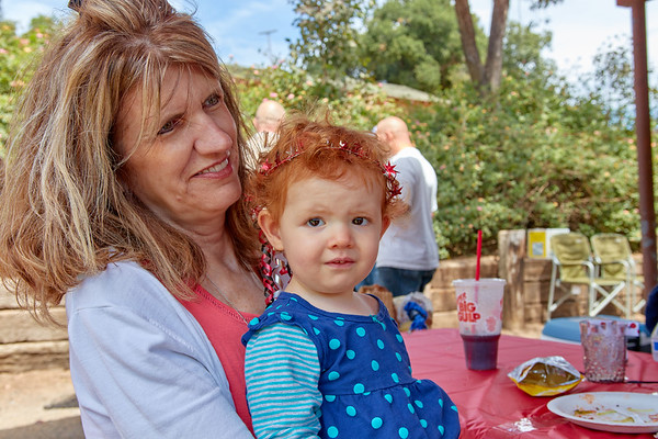 Lily's 1st Birthday Party