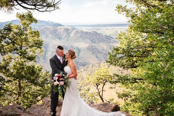 07-03 April & Caleb Wedding