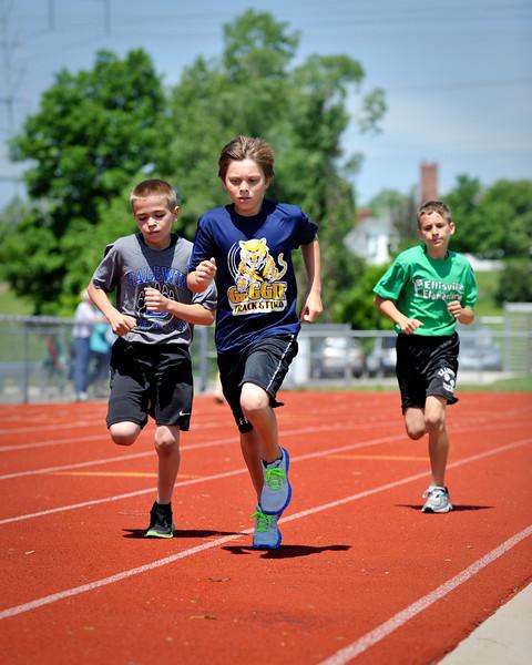 4th & 5th Grade Track Meet 5/20/13
