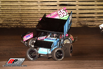 Knoxville 360 Nationals - 8/2/19 - Paul Arch