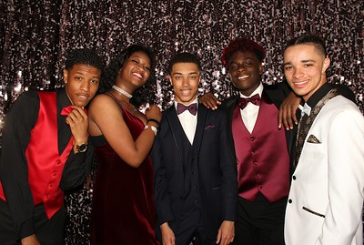 Northwest School of the Arts Prom @  The Palmer Building 05.05.2018