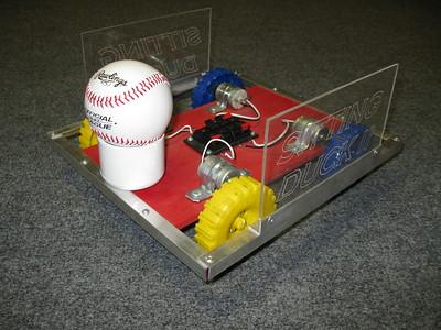 2011 Lightning Robotics Sumo Bot Competition