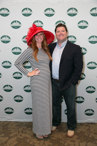 2016.05.07 The-Guardsmen-Kentucky-Derby Step & Repeat