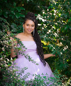 Amya Henry Grad Shoot