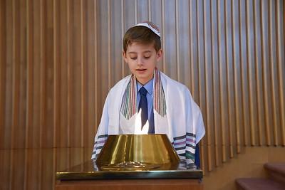 Ezra at Mount Zion