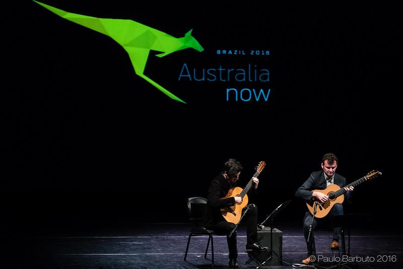 Australia now - Grygorian Brothers - SESI Campinas - Maio 2016