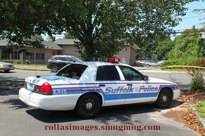 Suffolk County Police Department