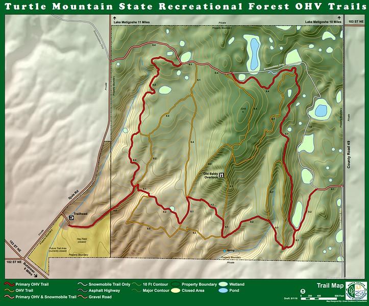 Turtle Mountain State Recreation Area