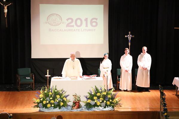 2016 Baccalaureate Liturgy