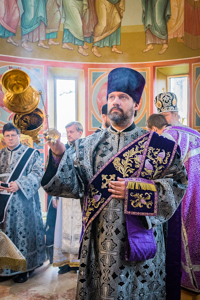 Holy Saturday with His Beatitude, Metropolitan Tikhon