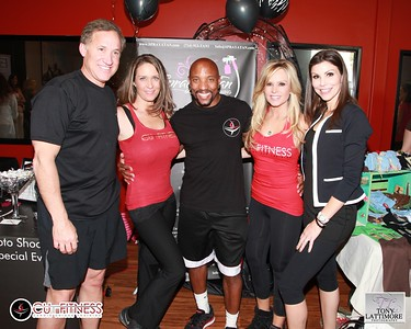 2013 CUT Fitness Grand Opening