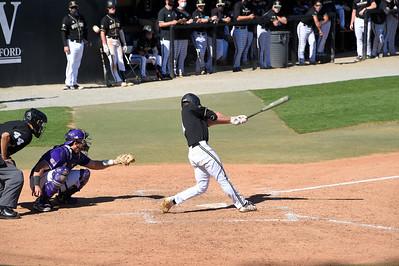 Baseball WCU Saturday