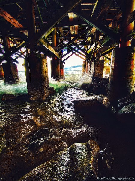 Under Cannery Row