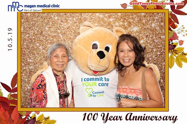 Magan Medical Clinic 100 Anniversary