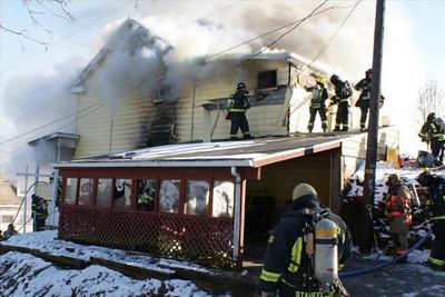 TAMAQUA HOUSE FIRE 12-23-2009