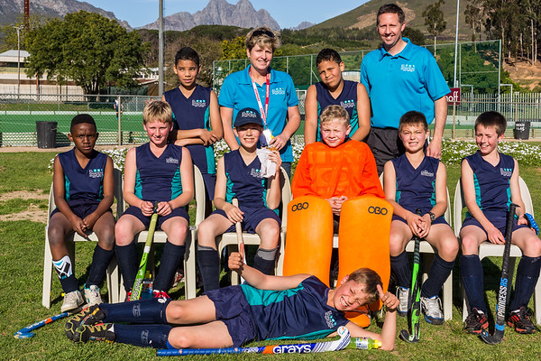 Paul Roos u12 Hockey Cup 2015